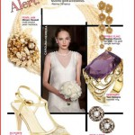 Cocktail ring by Yael Designs featured in Bridal Guide online