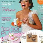 Engagement ring by Yael Designs featured in Get Married Spring 2011 issue