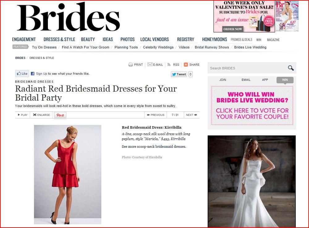 Brides Features 25