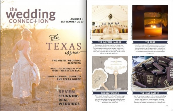 The Wedding Connection featured Weddingstar