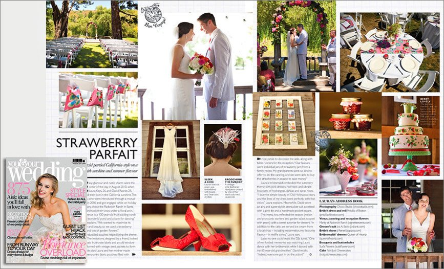 wedding pr UK