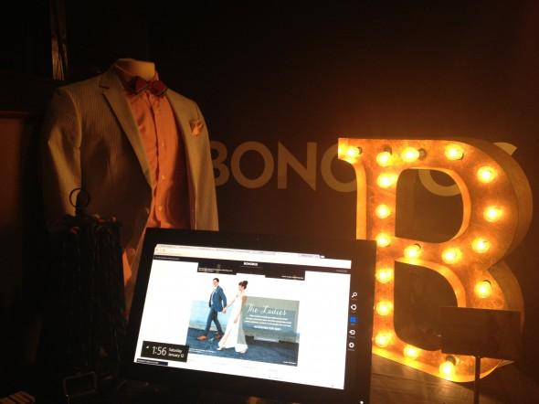 Bonobos partners with Weddington Way