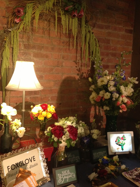 Eco-friendly florist Lovesick