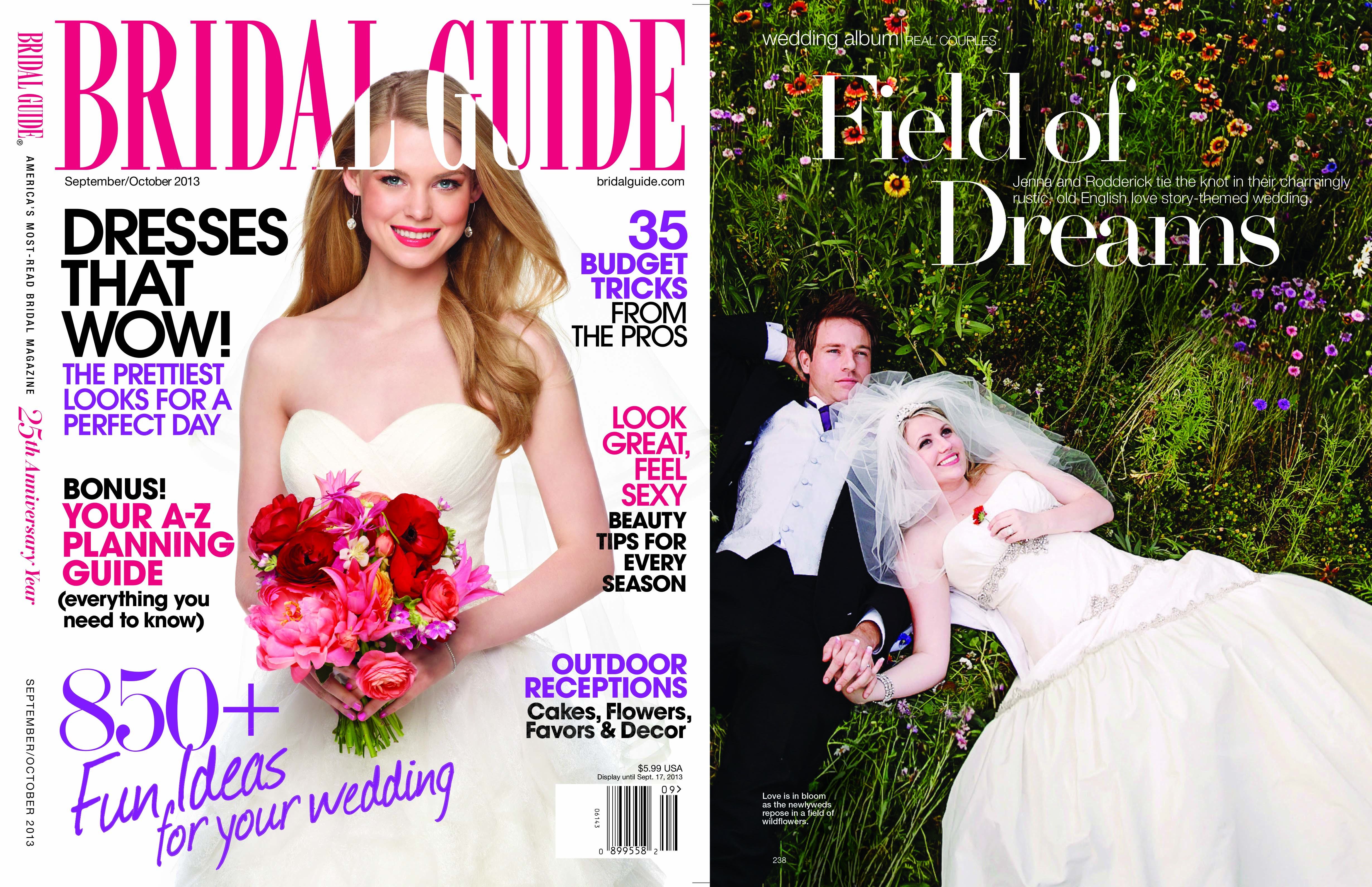 Bridalguide features photography by Nadia D