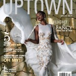 Cover of Uptown Magazine