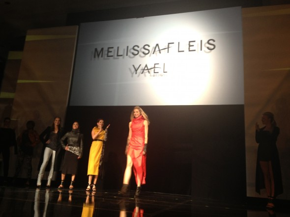 Yael & Melissa fashion show