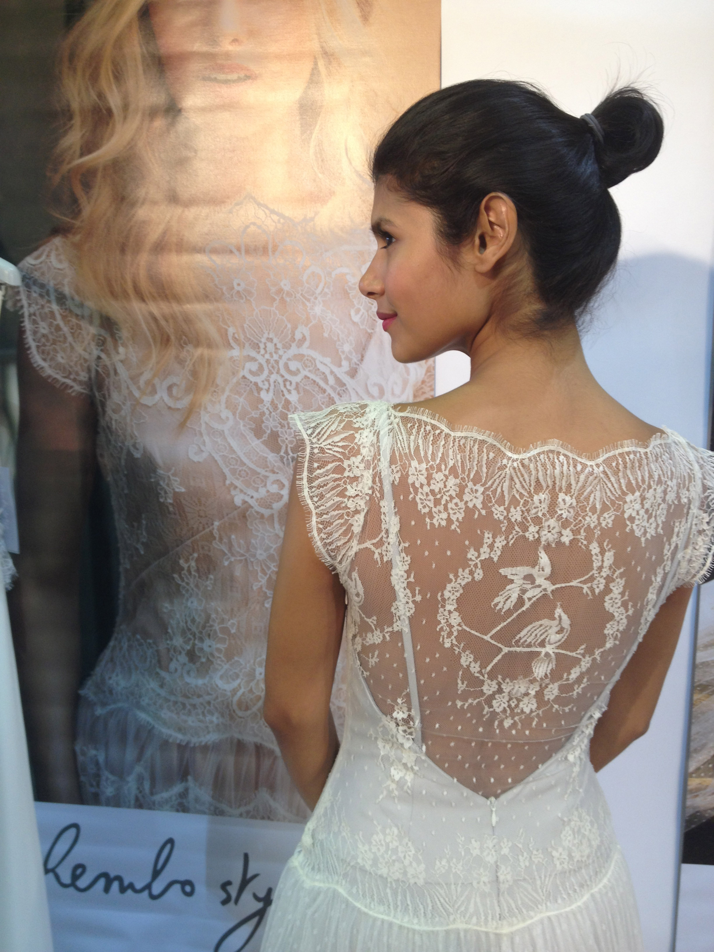 International bridal designers stun at new york city s for Wedding dress boutiques in nyc