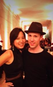 Michael Dougherty with Jennie Ma