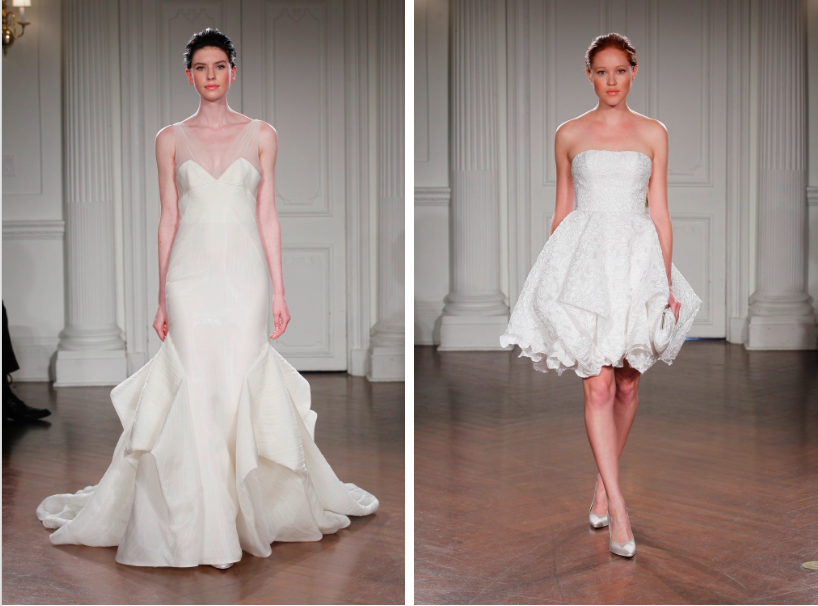PETER LANGNER Gown and Short dress