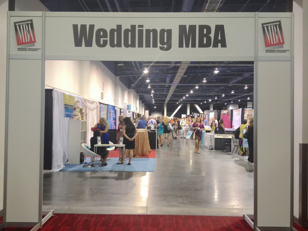 Wedding MBA Entrance