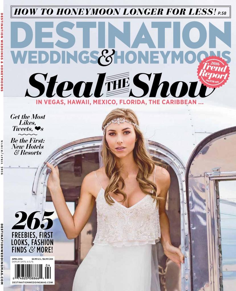 Destination Weddings & Honeymoons cover