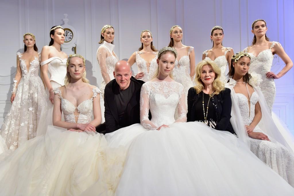Galia Lahav Bridal Fashion Week Spring/Summer 2017