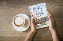 "E-Book ""Marry the Media"""