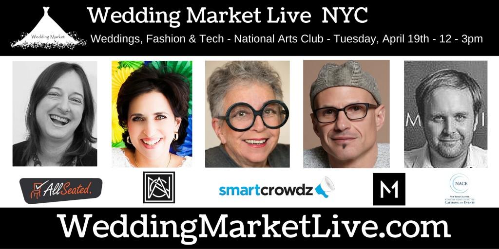 Wedding Market Live New York Menguin