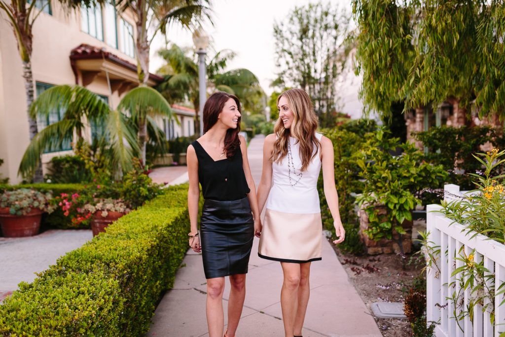 Sam & Heather Maid of Social