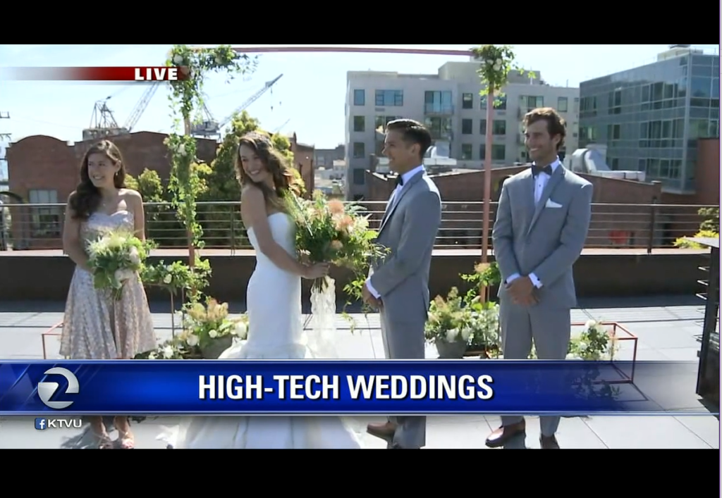 KTVU covers Married in Tech