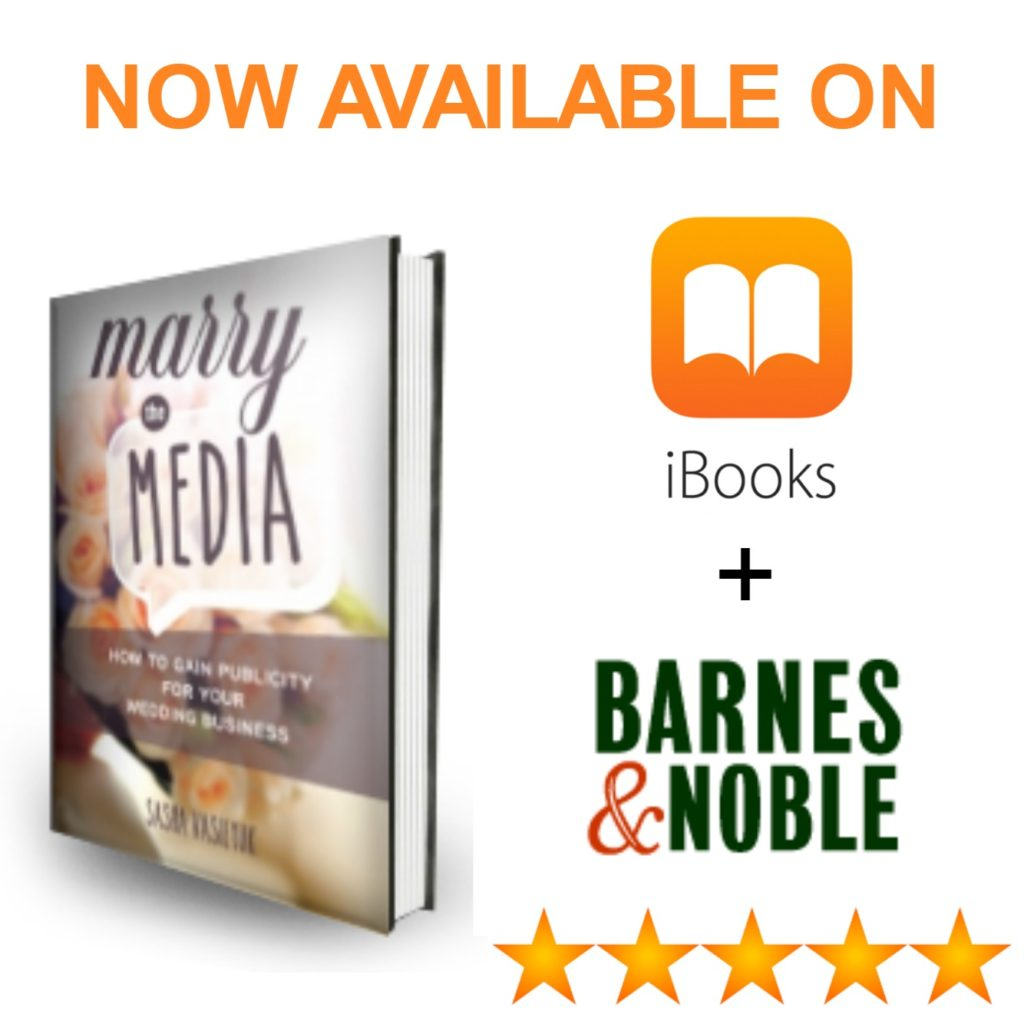 Marry the Media book on Barnes & Noble