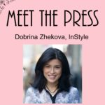 Meet the Press Dobrina Zhekova InStyle