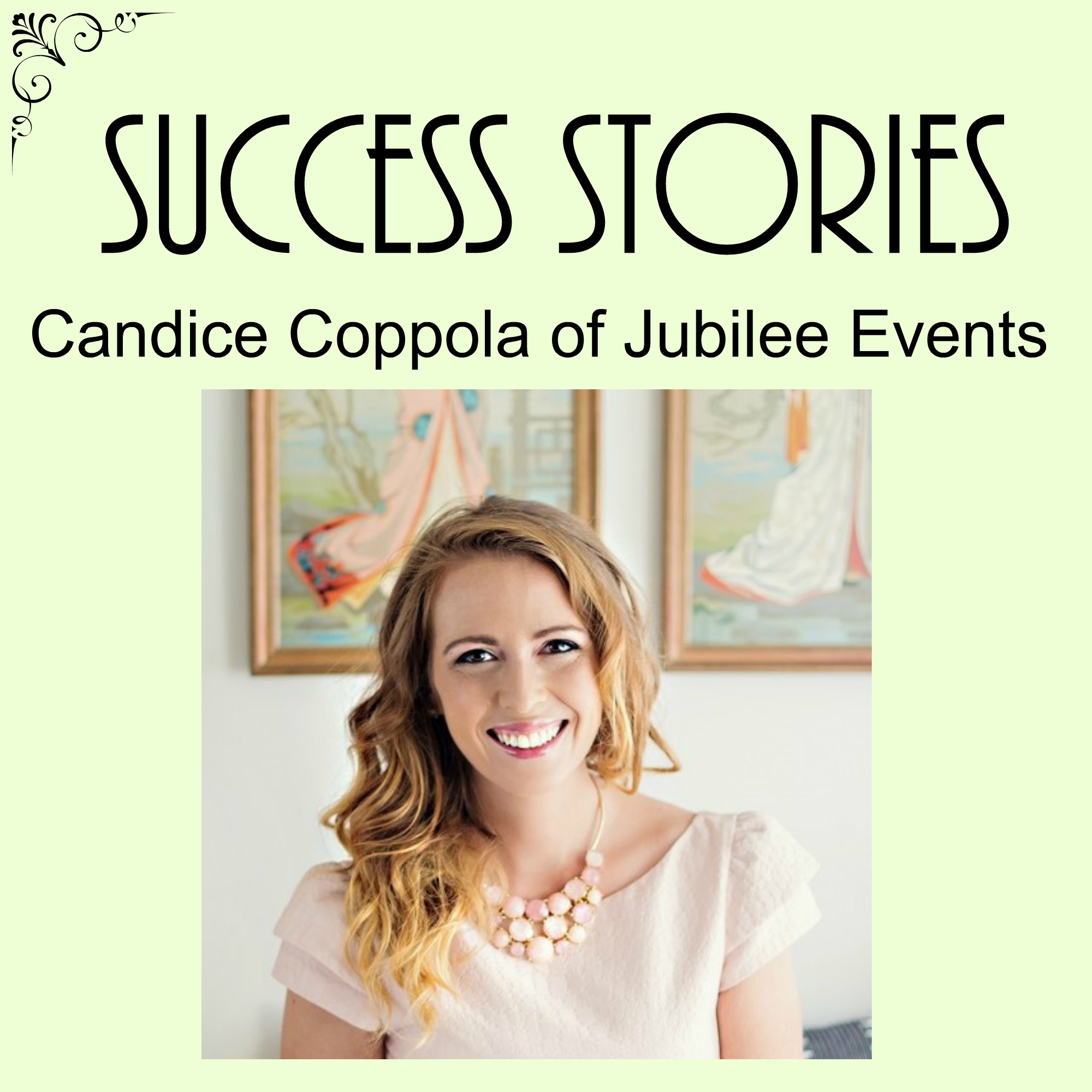 Wedding PR Success Stories Candice Coppola