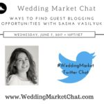 Guest blogging tips for wedding pros